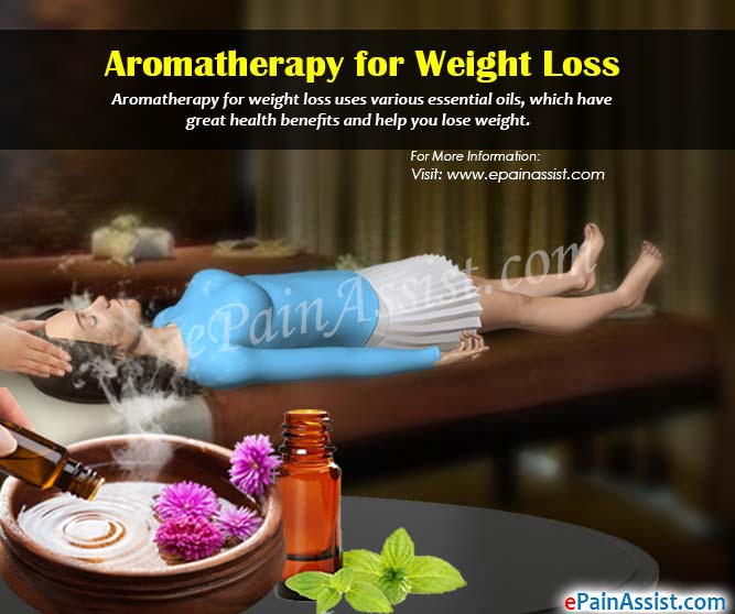 Aromatherapy for Weight Loss