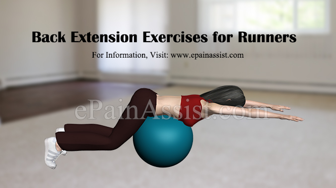 Back Extensions Exercises for Runners