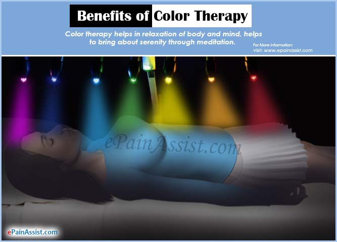 What Is Color Therapy