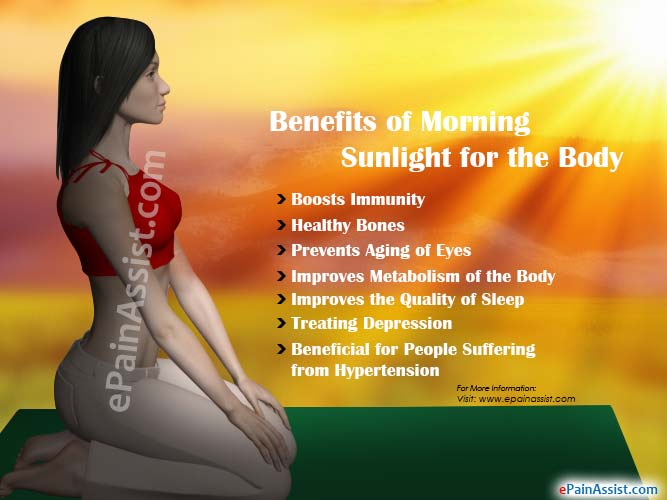 Benefits of Morning Sunlight for the Body