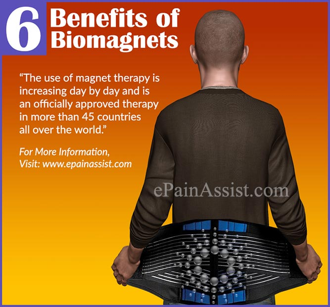 6 Benefits of Biomagnets