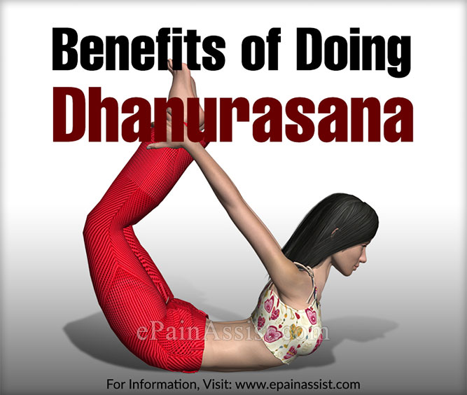 Dhanurasana (Bow pose) for Osteoarthritis of the Knee