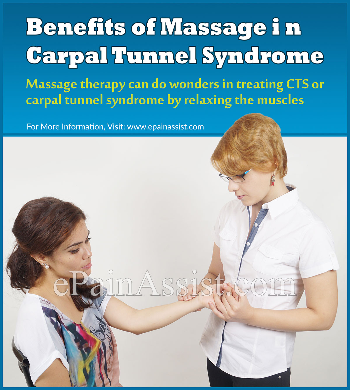 Benefits of Massage in Carpal Tunnel Syndrome