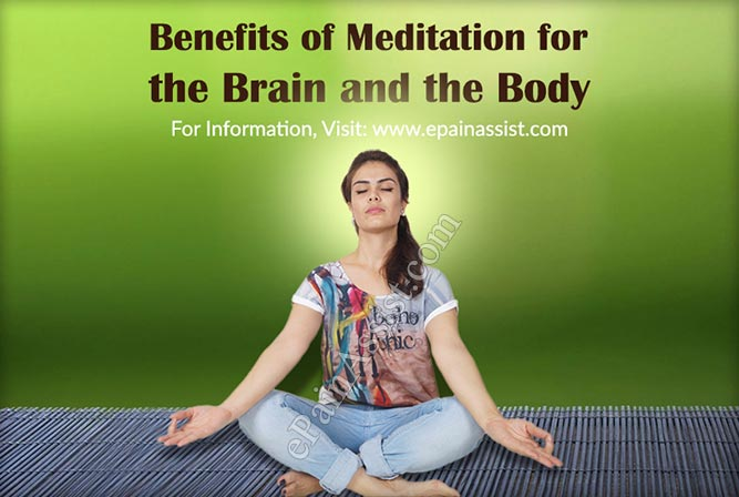 Benefits of Meditation for the Brain and the Body