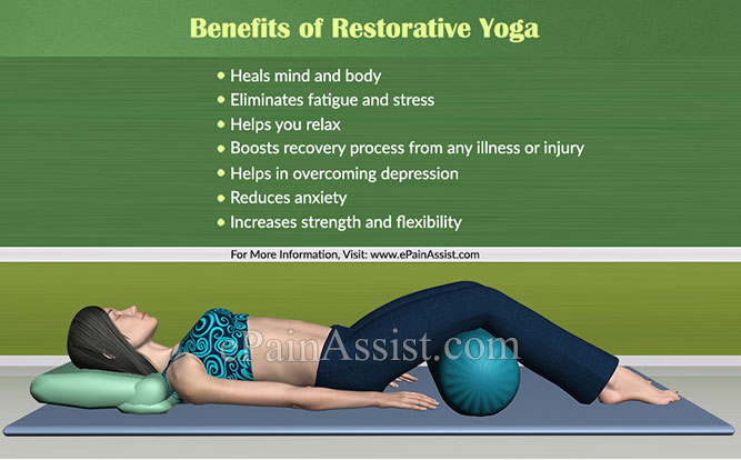 What are the Benefits of Restorative Yoga?