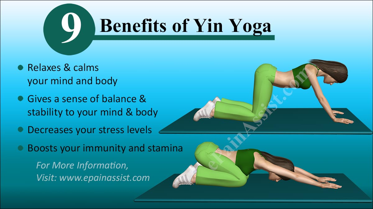Yin Yoga! The Oldest Form Of Hatha Yoga|Origin|Differences ...