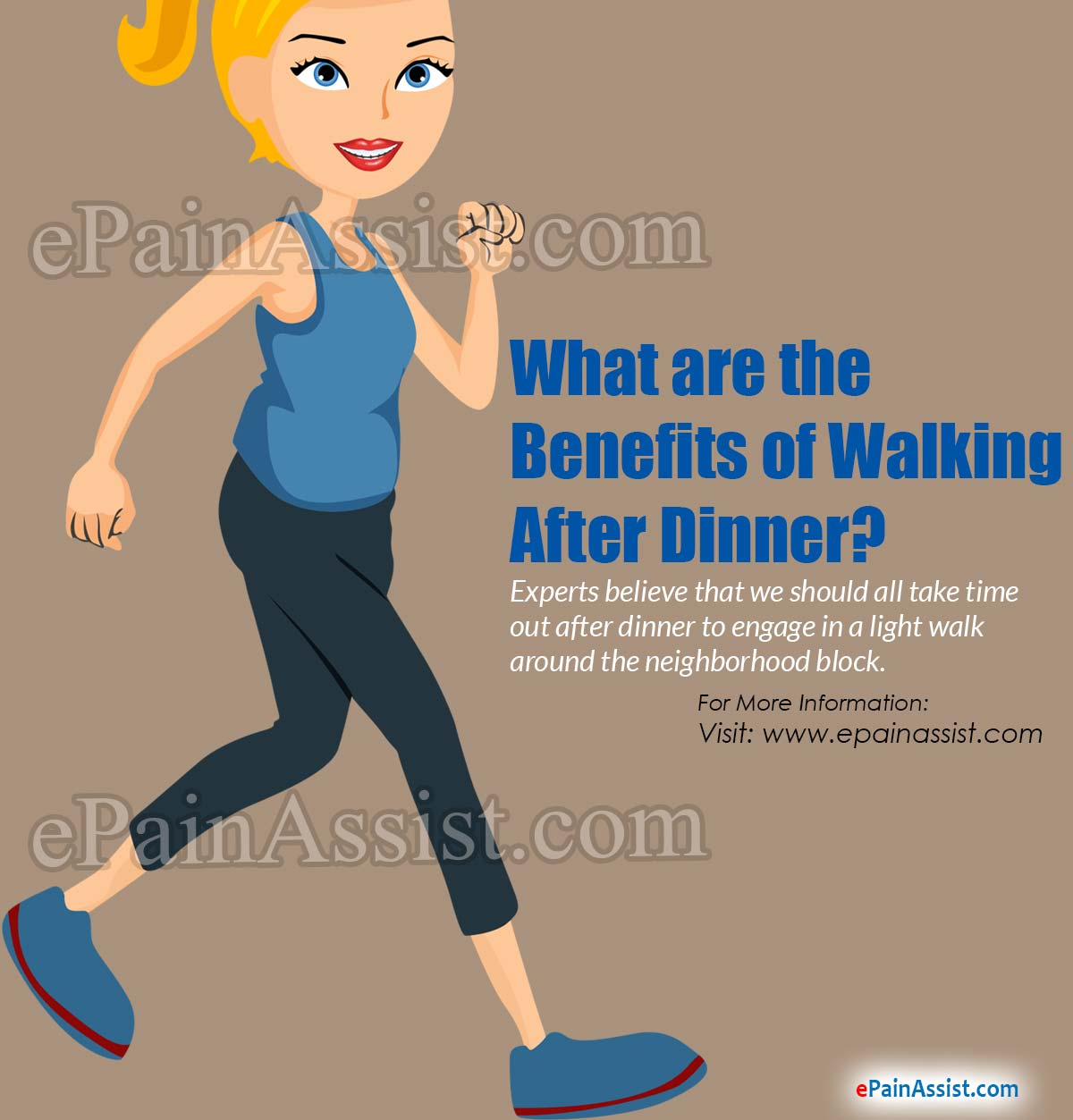What are the Benefits of Walking After Dinner?