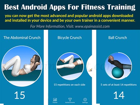 Best Android Apps For Fitness Training