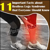11 Facts about Restless Legs Syndrome that Everyone Should Know