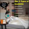 The 5 Types of Insomnia & Its Treatment, Home Remedies