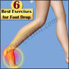 6 Best Exercises for Foot Drop