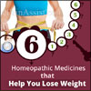 6 Homeopathic Medicines that Help You Lose Weight