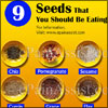 9 Seeds That You Should Be Eating, Know their Nutritional Value & Health Benefits