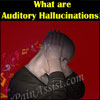 Auditory Hallucinations: Types, Causes, Treatment