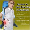 Back Pain Due to Backpack: Causes, Ways to Avoid, Exercises, Warning Signs