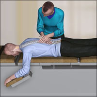 Chiropractic Adjustment: