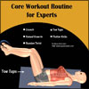 Core Workout Routines for Beginners & Experts