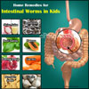 Home Remedies for Intestinal Worms in Kids