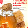 Is Honey Effective in Treating Allergy Symptoms?
