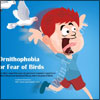 Ornithophobia or Fear of Birds: Causes, Symptoms, Treatment