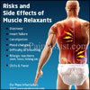 Risks and Side Effects of Muscle Relaxants