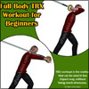 Full Body TRX Workout for Beginners & Benefits of TRX Workout