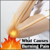 What Causes Burning Pain in Elbow & How is it Treated?