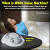 What is White Noise & How Does White Noise Machine Help You Sleep Better?