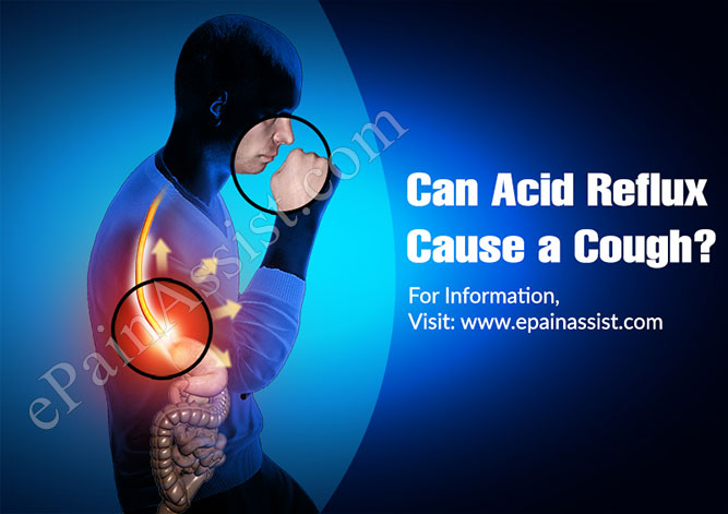 Can Acid Reflux Cause A Cough?