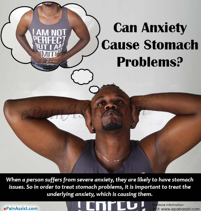 Can Anxiety Cause Stomach Problems?