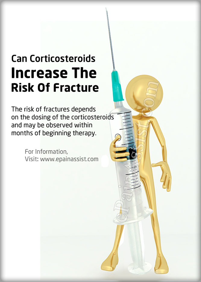 Can Corticosteroids Increase The Risk Of Fracture?
