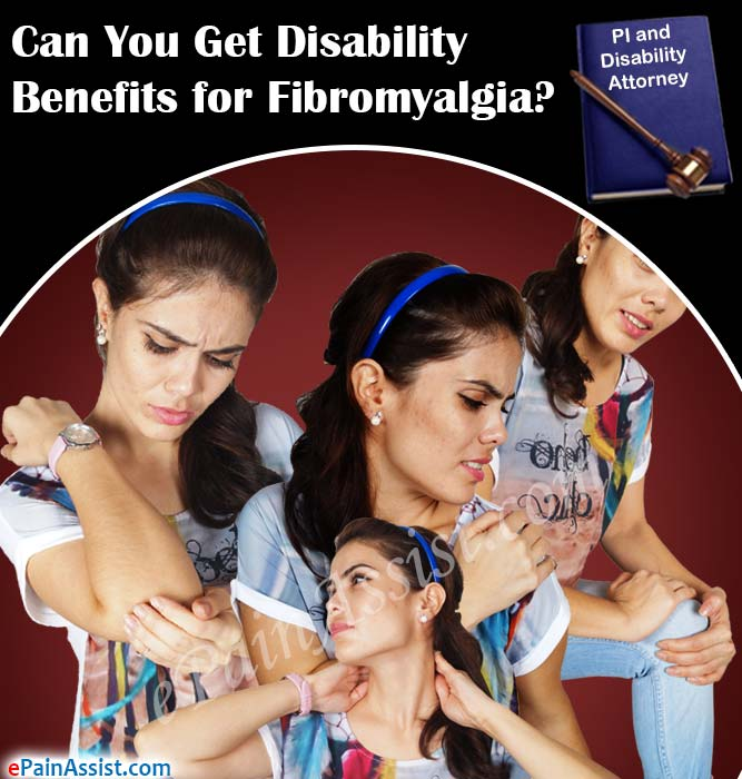 Can You Get Disability Benefits for Fibromyalgia?