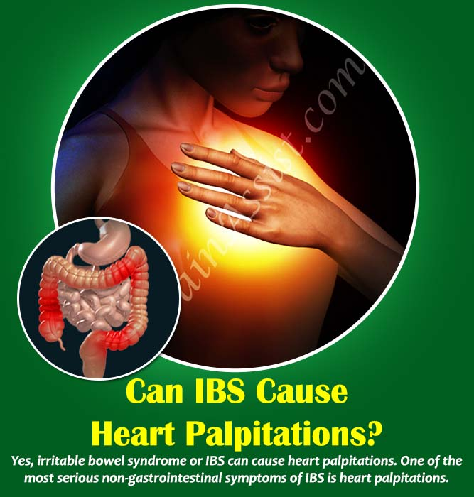 Can IBS Cause Heart Palpitations?