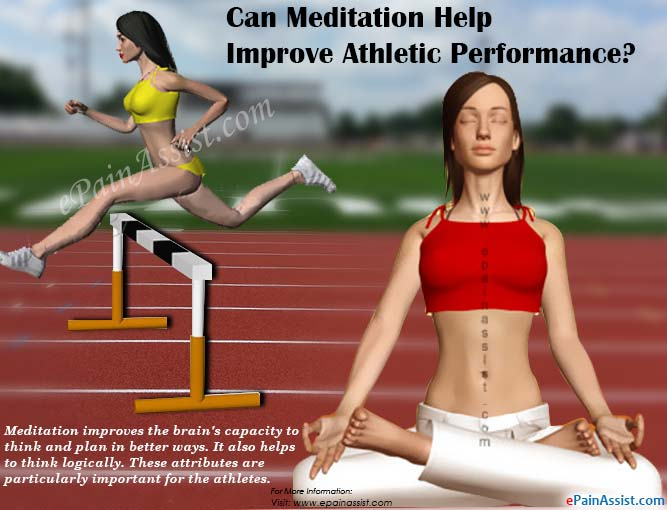 Can Meditation Help Improve Athletic Performance?