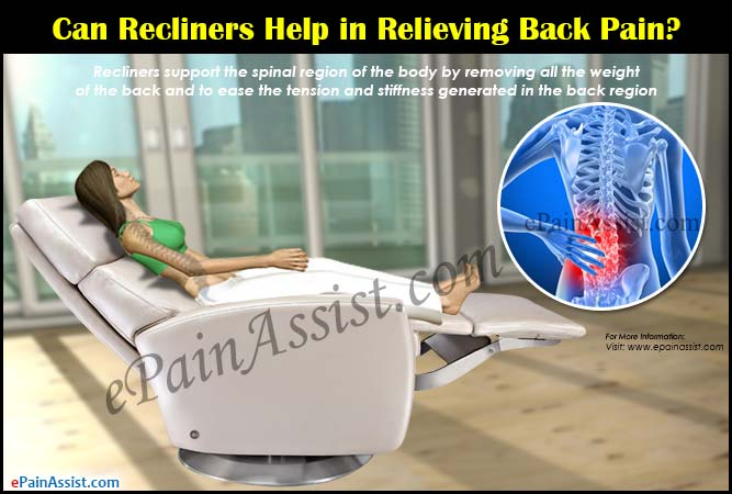 Can Recliners Help in Relieving Back Pain? : are recliners bad for your back - islam-shia.org