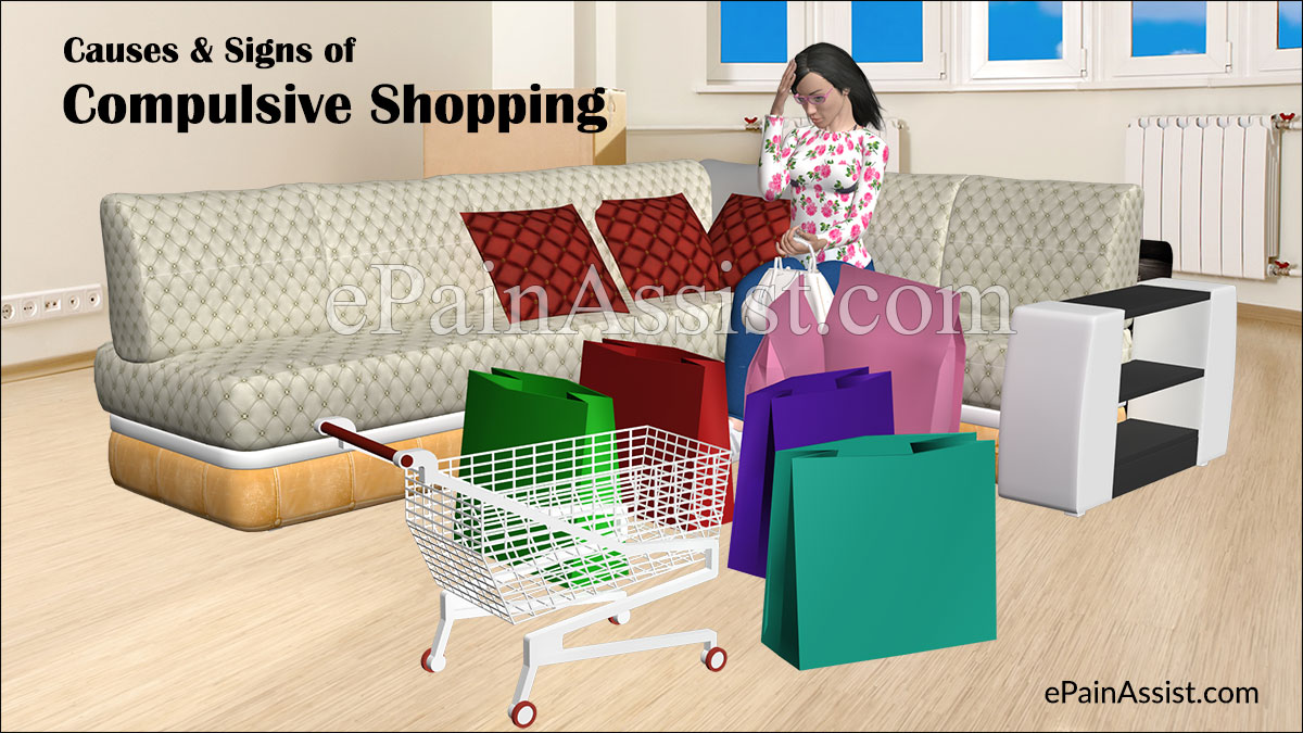 Causes & Signs of Compulsive Shopping or Shopping Addiction