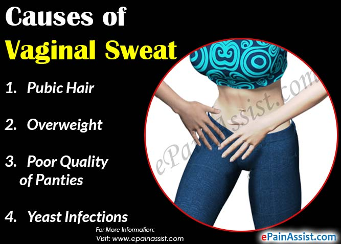 Causes of Vaginal Sweat or Crotch Sweat