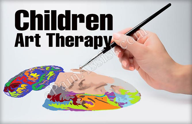 Children Art Therapy