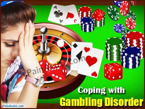 Coping with Gambling Disorder or Compulsive Gambling