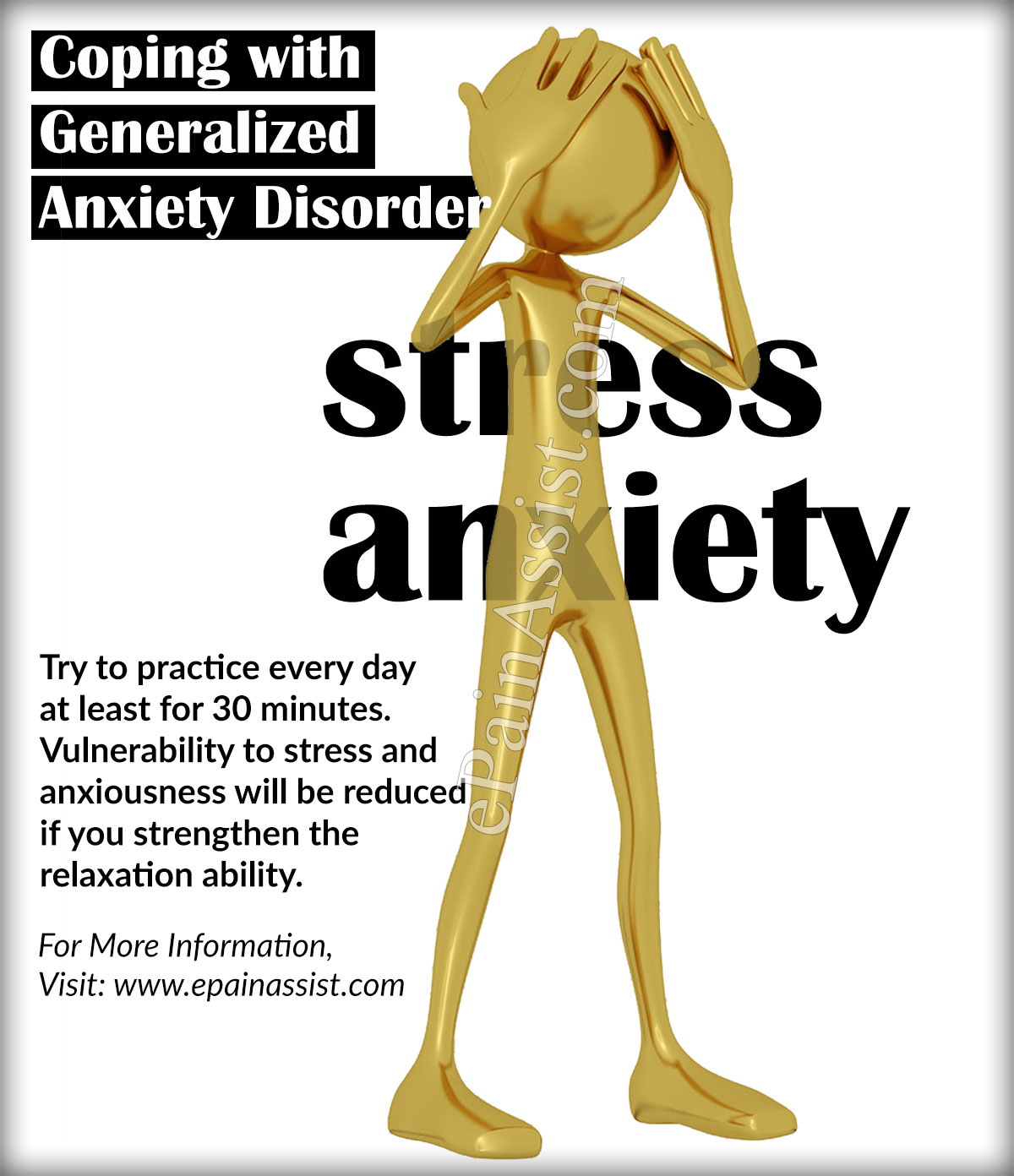 Coping with Generalized Anxiety Disorder (GAD) and ...