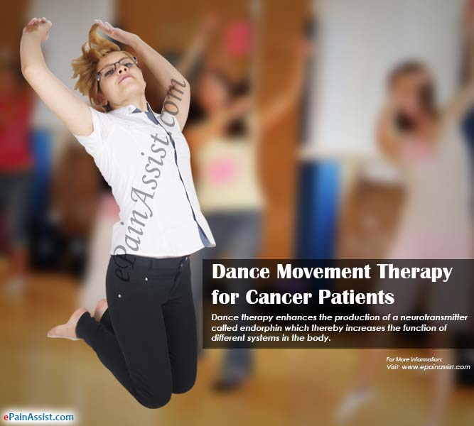 Dance Movement Therapy for Cancer Patients
