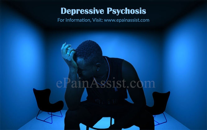 What causes severe psychotic depression