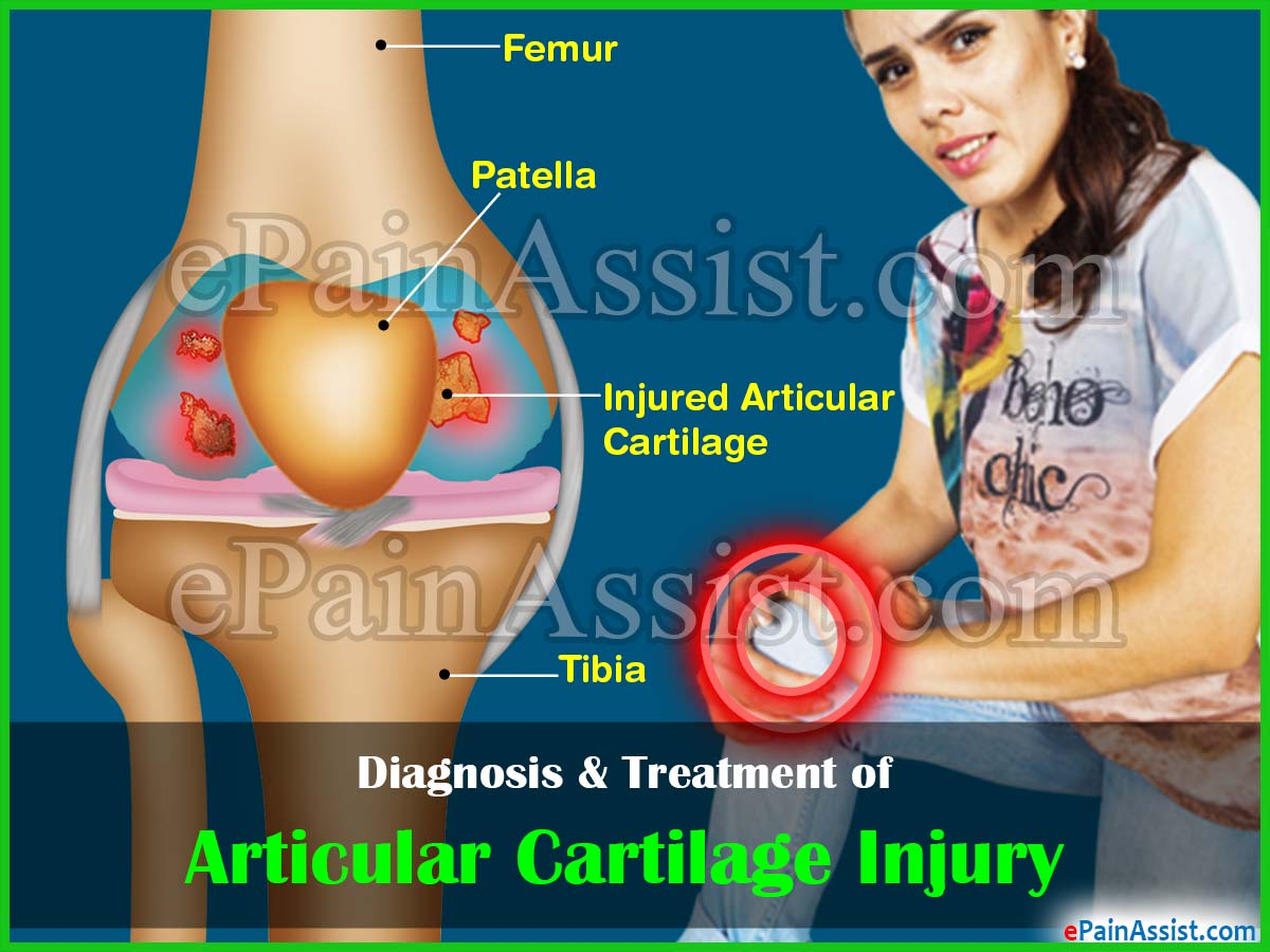 Diagnosis & Treatment of Articular Cartilage Injury