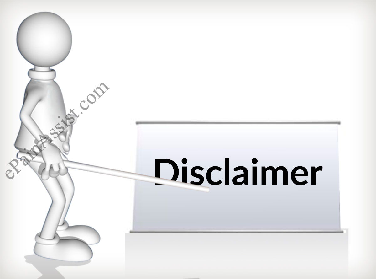Disclaimer-ePainAssist.com