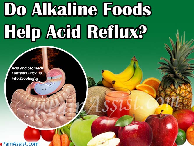 Alkaline foods vs acidic foods better sexual health