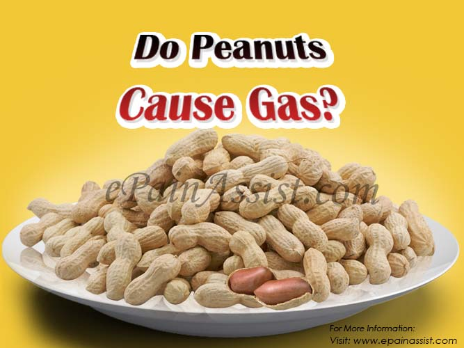 Do Peanuts Cause Gas?