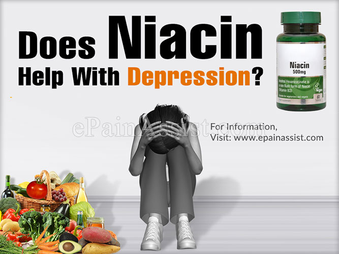 Does Niacin Help With Depression?