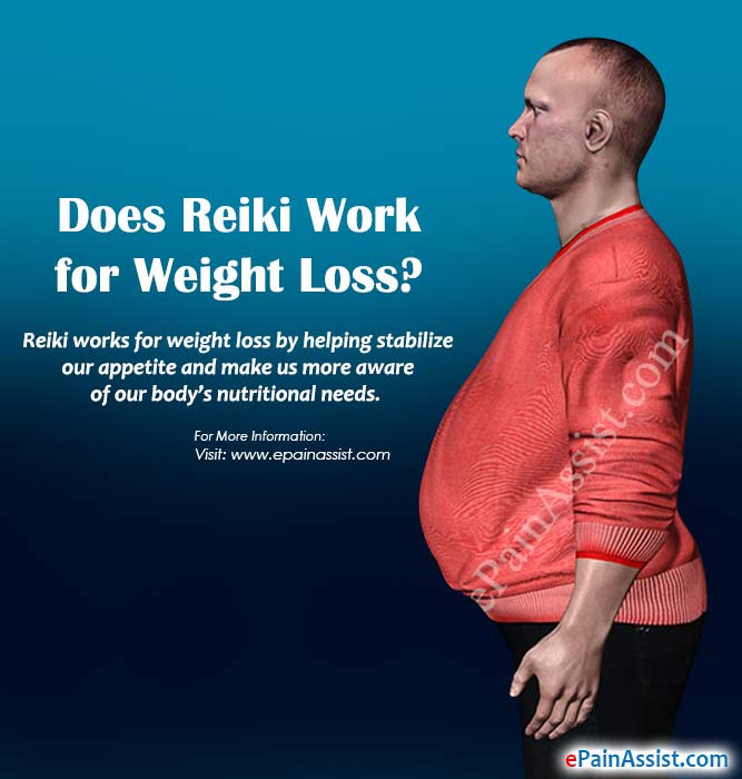 Does Reiki Work for Weight Loss?