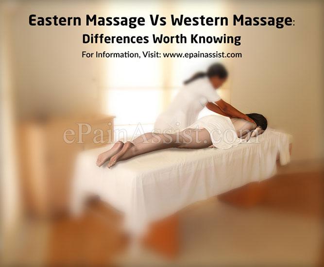 Eastern Massage Vs Western Massage: Differences Worth Knowing