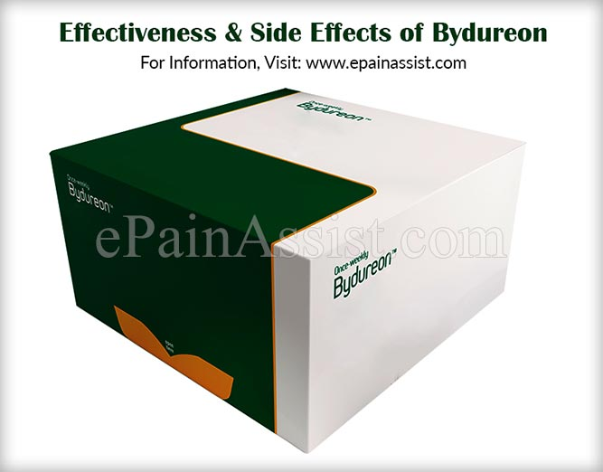 Effectiveness & Side Effects of Bydureon